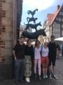 Výlet do Brém, zakončení letního semestru