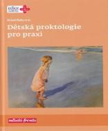 Kniha Dětská proktologie pro praxi.