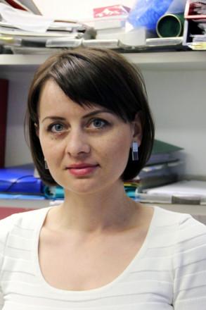 MUDr. Markéta Kubričanová Žaliová, Ph.D.